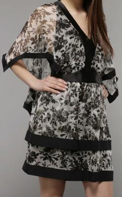 Democratic Party famine Orange  Trend estate 2008: l'abito kimono | Moda Online - Guida ai Negozi