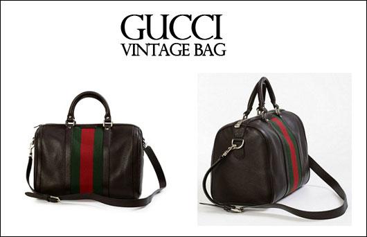 Oggi vi proponiamo il bauletto Vintage Gucci. b0e2a75c990b