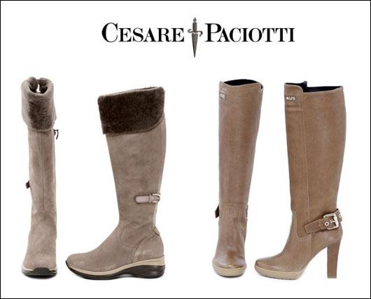 Scarpe moda Autunno Inverno 2010 11  gli stivali Paciotti 4US « Moda ... c60dc1d7a1d